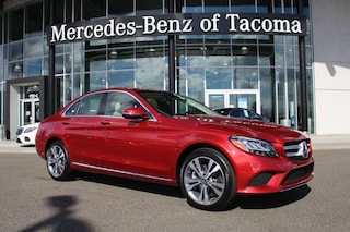 New 2021 Mercedes-Benz C-Class C 300 Sedan Fife, WA