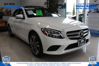 Pre-owned 2019 Mercedes-Benz C-Class C 300 Car Fife, WA