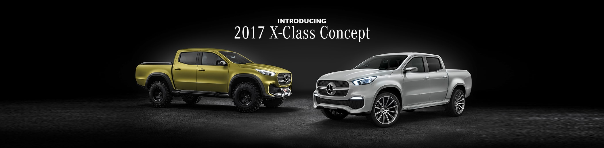 2017 mercedes benz x class mercedes truck concept for The new mercedes benz truck
