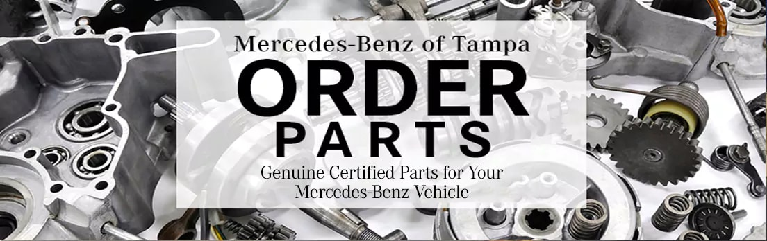 Mercedes Benz Of Tampa Parts | Mercedes Parts For Sale | Auto Parts Tampa