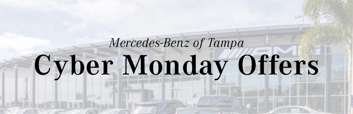 Mercedes Cyber Monday Offers