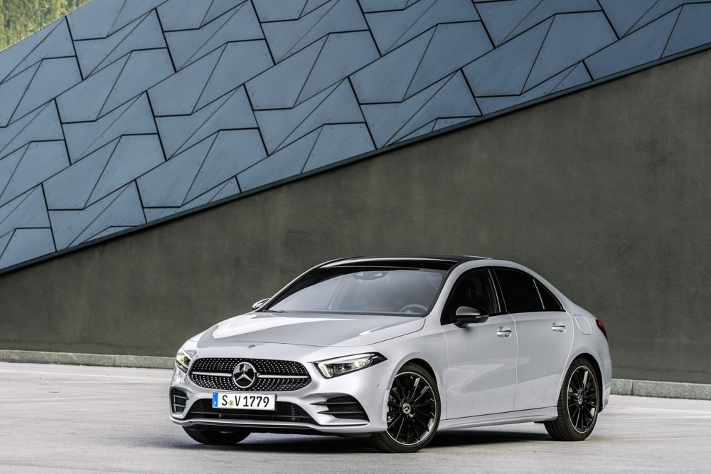 Mercedes Benz Of Tampa The All New A Class Sedan