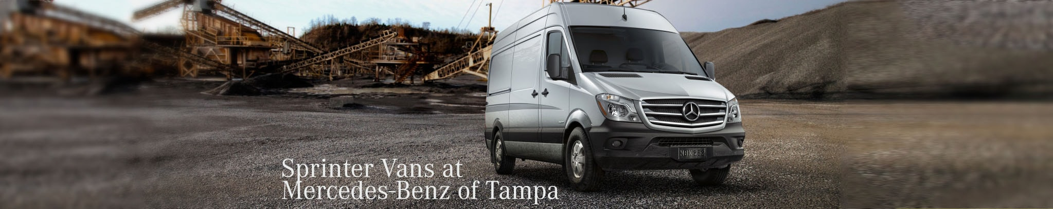 Sprinter Mercedes Vans in Tampa