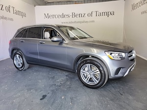 2021 Mercedes-Benz GLC 300 SUV