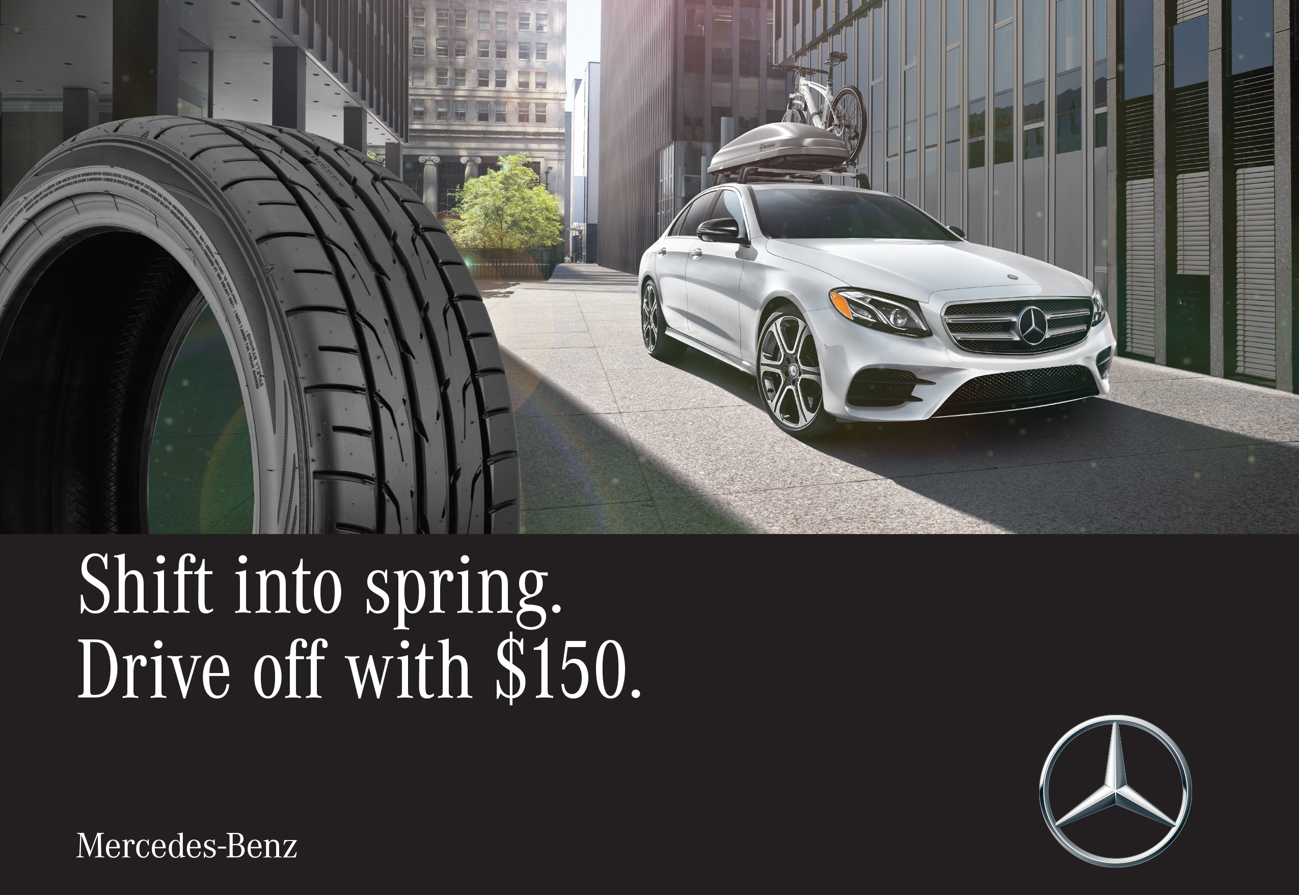 Mercedes-Benz Tire Deal