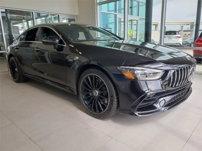 2021 Mercedes-Benz AMG GT 53 4MATIC Coupe