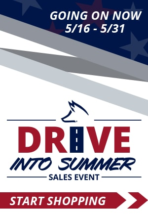 Drive into Summer Sales Event!