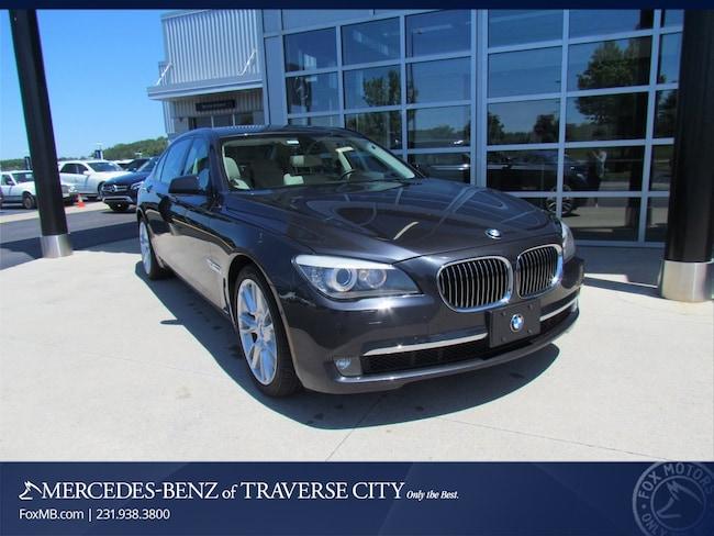 2011 BMW 750Li xDrive Sedan