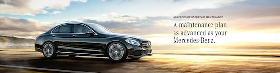 Prepaid Maintenance | Mercedes-Benz of Tri-Cities