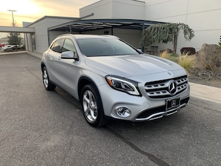 Pre-Owned 2020 Mercedes-Benz GLA 250 4MATIC SUV For Sale in Kennewick, WA
