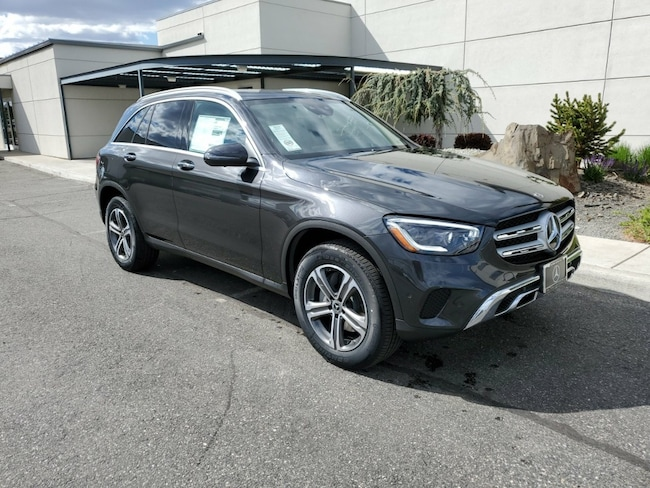 New 2020 Mercedes-Benz GLC 300 4MATIC SUV for Sale in Kennewick, WA