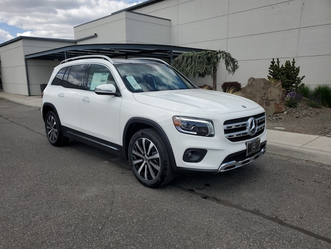 New 2021 Mercedes-Benz GLB 250 4MATIC SUV for Sale in Kennewick, WA
