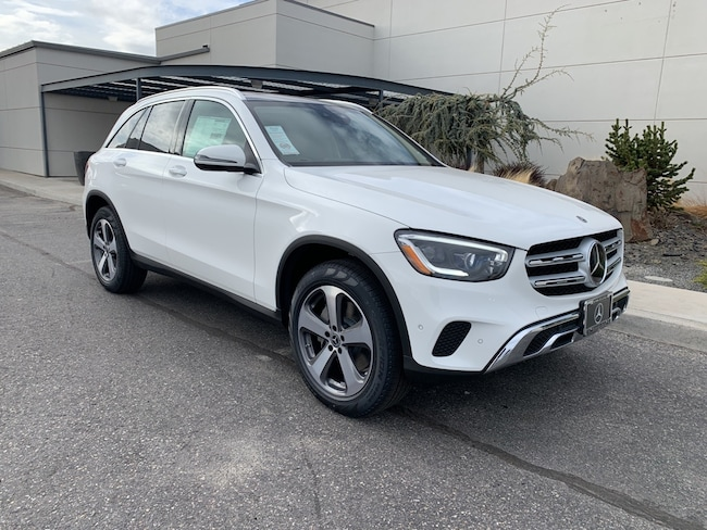New 2021 Mercedes-Benz GLC 300 4MATIC SUV for Sale in Kennewick, WA