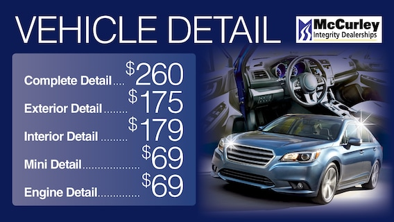 Detail Services | Mercedes-Benz of Tri-Cities