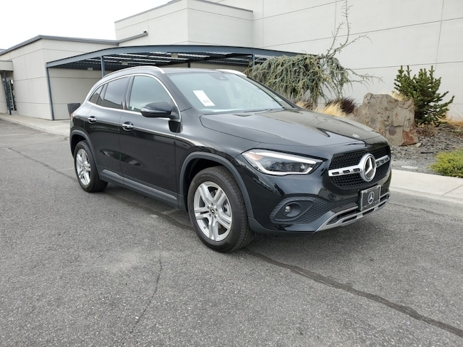 New 2021 Mercedes-Benz GLA 250 4MATIC SUV for Sale in Kennewick, WA