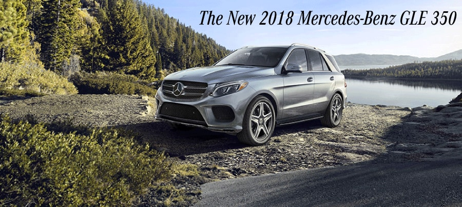 The New 2018 Mercedes-Benz GLE 350