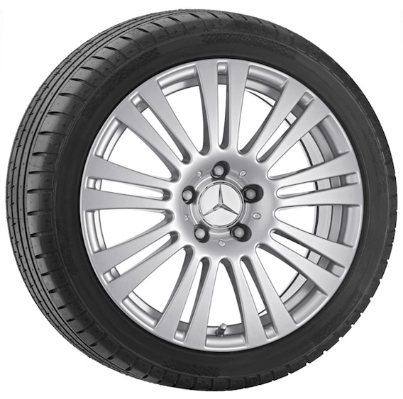 Cold Weather Wheel and Tires | Mercedes-Benz of Tri-Cities