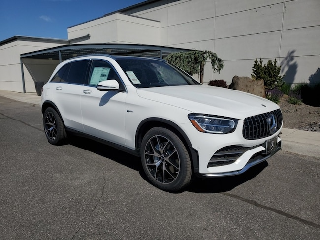 New 2021 Mercedes-Benz AMG GLC 43 4MATIC SUV for Sale in Kennewick, WA