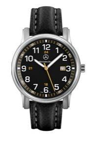 Mercedes-Benz Men's Luminous Watch