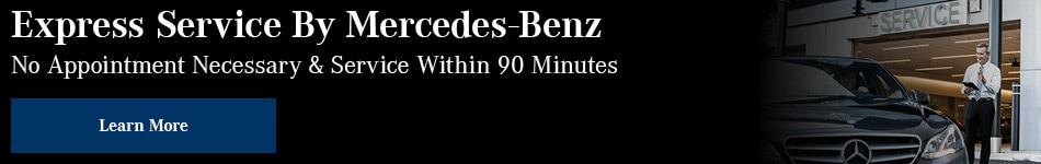 Express Service By Mercedes-Benz