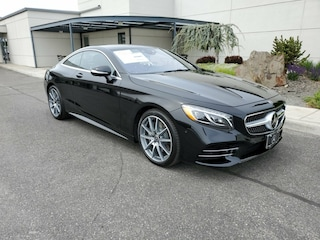 New 2020 Mercedes-Benz S-Class S 560 4MATIC Coupe For Sale in Kennewick, WA