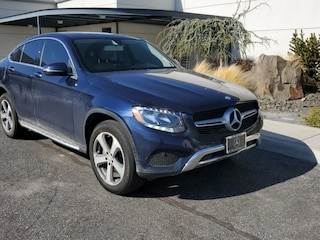 Pre-Owned 2017 Mercedes-Benz GLC 300 4MATIC SUV For Sale in Kennewick, WA