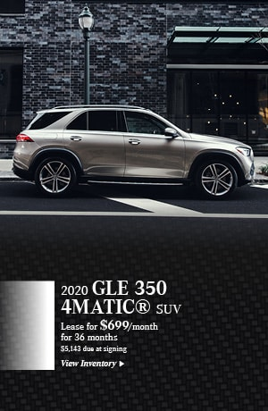 2020 GLE 350 - March Offer