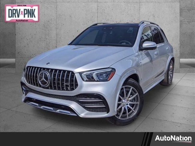2021 Mercedes-Benz AMG GLE 53 4MATIC SUV