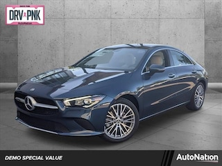 2021 Mercedes-Benz CLA 250 4MATIC Coupe for sale in Wesley Chapel