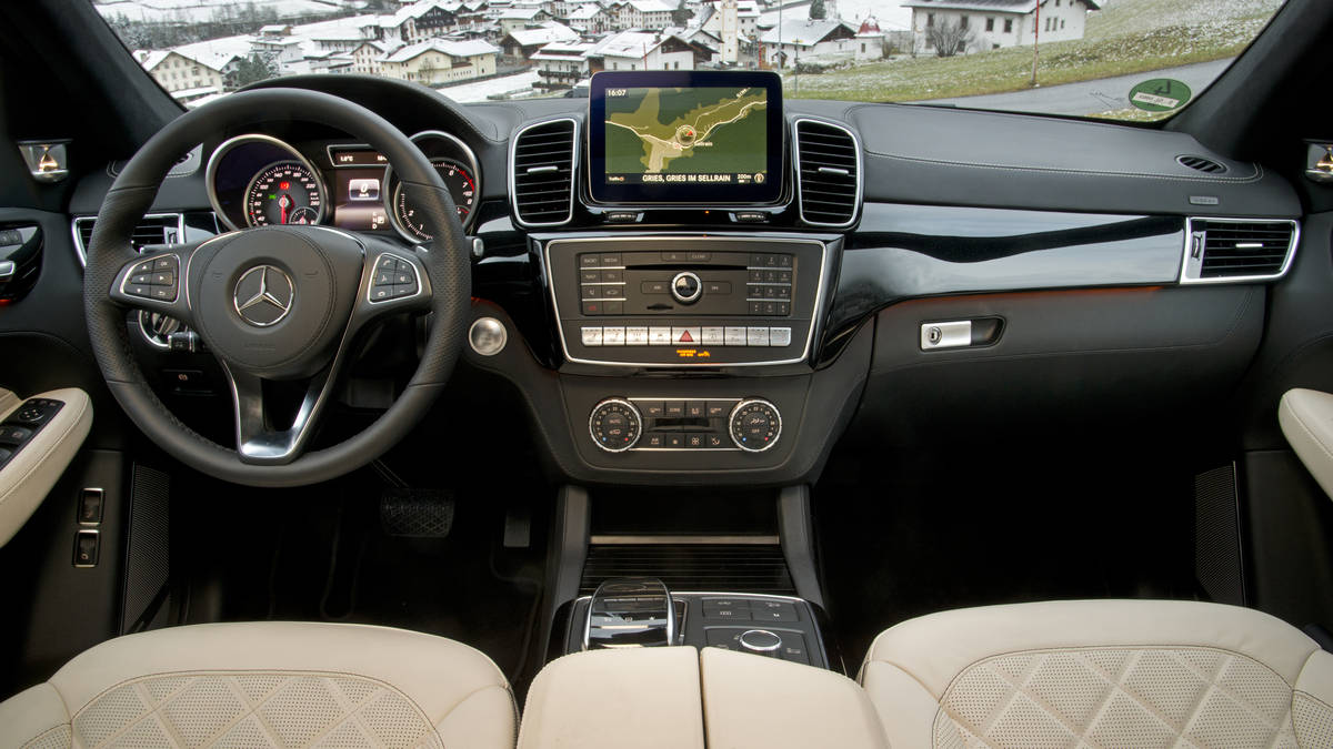 Compare mercedes benz gle class mercedes benz of west for Mercedes benz west houston