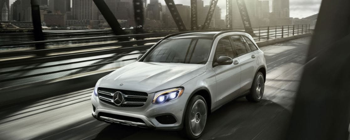 2018 Mercedes Benz GLC In Houston