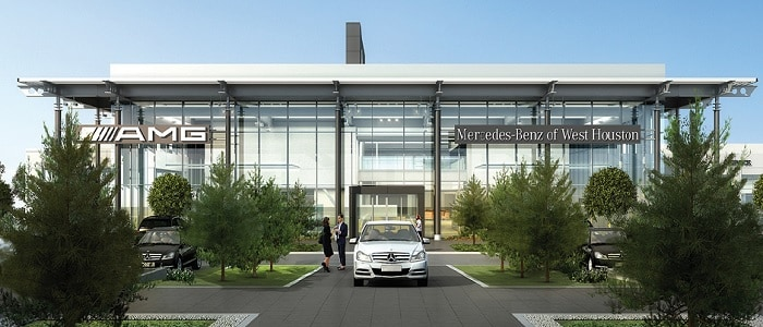 About Mercedes-Benz of West Houston | New Mercedes-Benz ...
