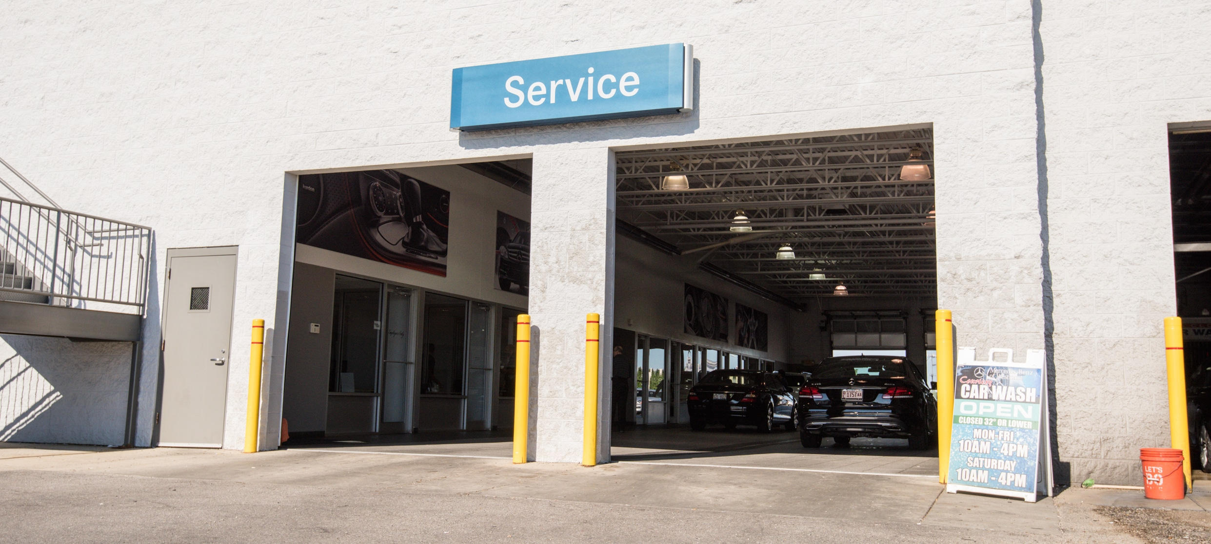 mercedes-benz service westmont, il | mercedes-benz of westmont