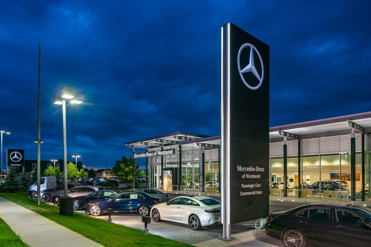 Mercedes-Benz of Westmont | Mercedes-Benz Dealer Near Me