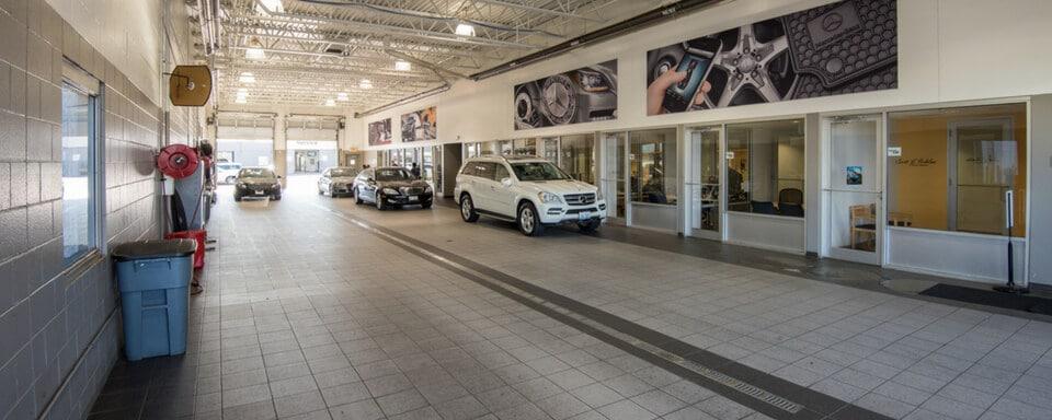 Mercedes-Benz Service Near Me In Westmont, IL | Mercedes ...