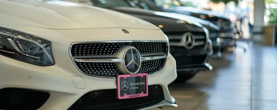 Apply For Mercedes Benz Financing In Westmont, IL