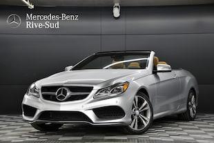 2014 Mercedes-Benz E-Class E350 CABRIOLET, KEYLESS GO Cabriolet