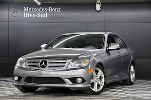 2009 Mercedes-Benz C-Class C300, TOIT OUVRANT Sedan
