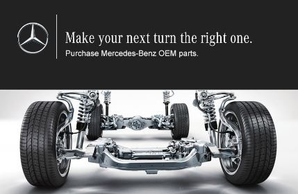 Get The Parts You Need From Mercedes Benz Of Macon