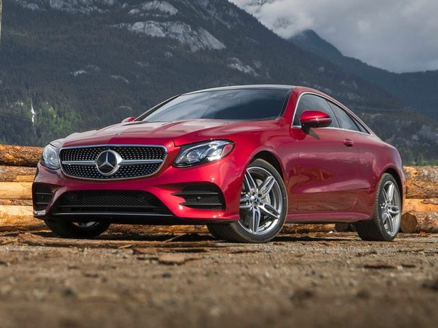 2020 Mercedes-Benz E-Class Parked in Macon, GA