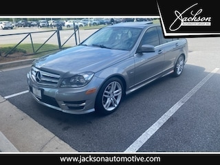 Used 2012 Mercedes-Benz C-Class C 250 Sedan in Macon, GA