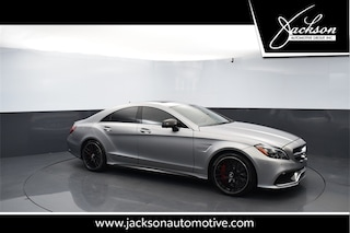 2018 Mercedes-Benz AMG CLS 63 S-Model Coupe