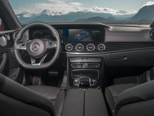 New Mercedes-Benz E-Class Interior Available in Georgia