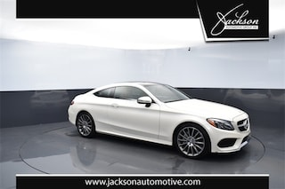 Used 2017 Mercedes-Benz C-Class C 300 Coupe in Macon, GA