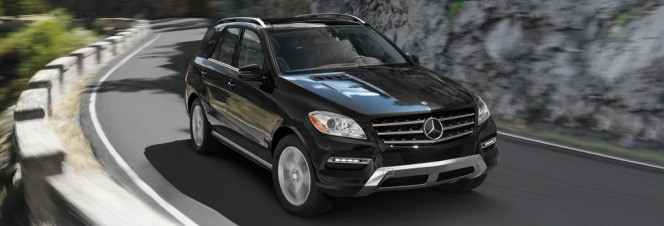 New Mercedes-Benz M Class in Boston   Herb Chambers ...