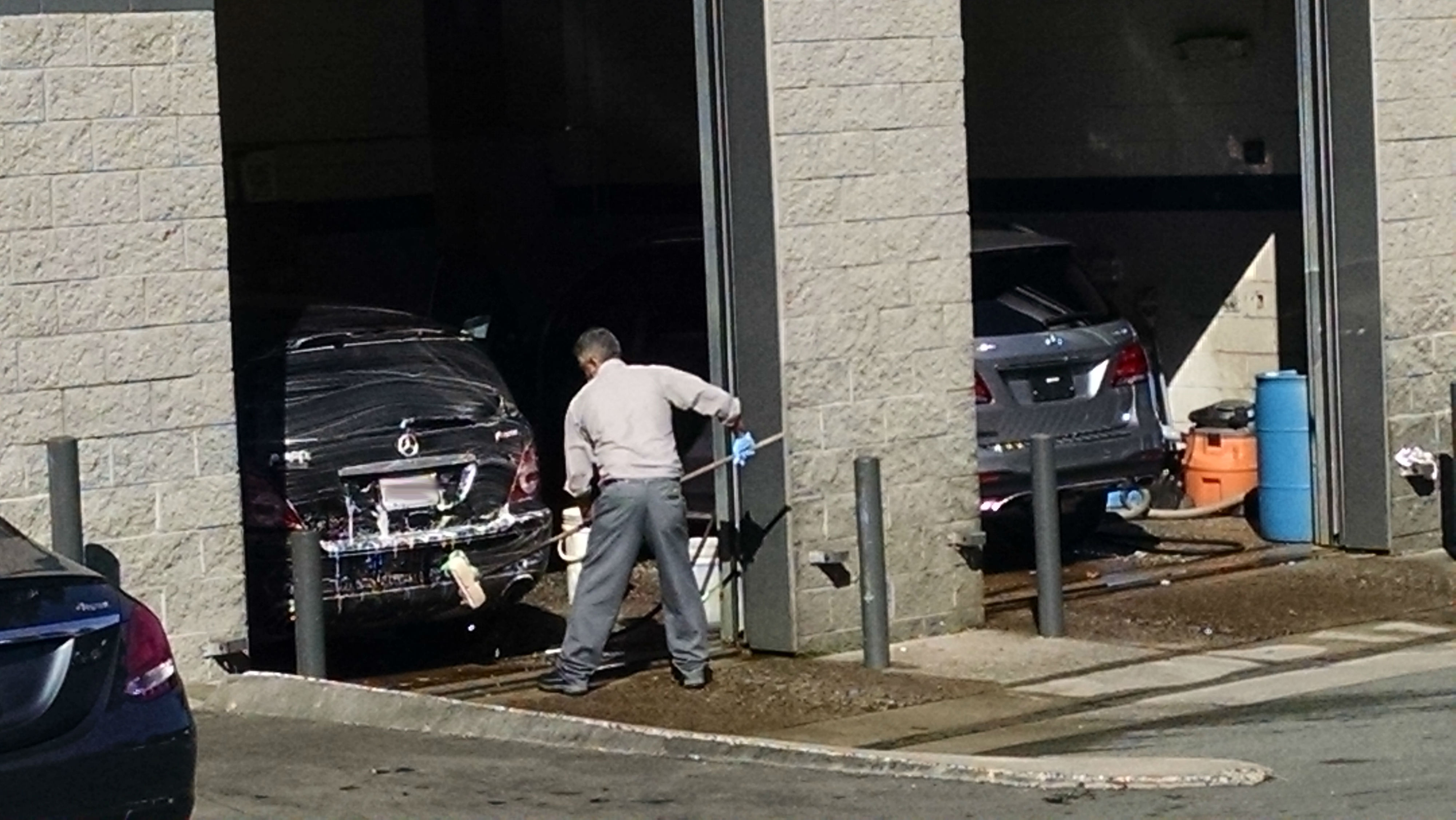 Mercedes benz at herb chambers get the most out of your for Mercedes benz of nashville service department