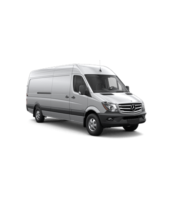 Image that shows Mercedes-Benz Van