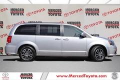 Used 2018 Dodge Grand Caravan GT Van Passenger Van 2C4RDGEG5JR224267 for sale in Merced, CA