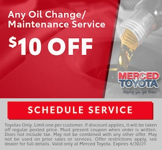 Any Oil Change/Maintenance Service