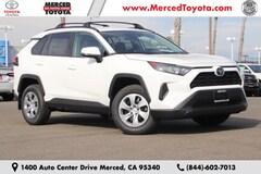 2019 Toyota RAV4 LE SUV 2T3K1RFV4KW023325